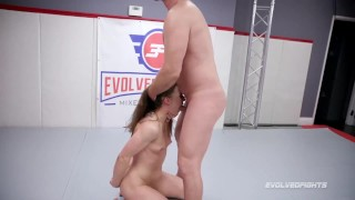 Cheyenne Jewel in Rough Sex Fight Vs Jack Friday Fingered And Fucked Hard - Evolved Fights