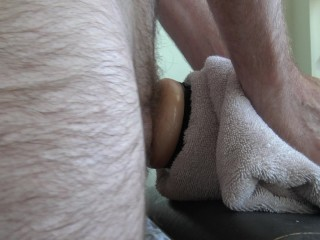Super nasty dirty talk, fleshlight creampie, body shaking moaning orgasm (ddlg)