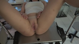 Going To The Clinic (Master-Slave Session)
