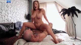 Voluptuous Josephine Jackson crazy fuck with Mike Angelo - scene by Only3x LOST
