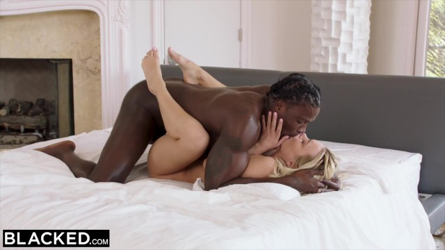 BLACKED Getting BBC is this hot blondes only priority 9