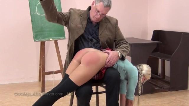 Lolas otk spanking at school 2008 5
