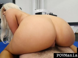 White haired pawg river fox face pussy fucks...