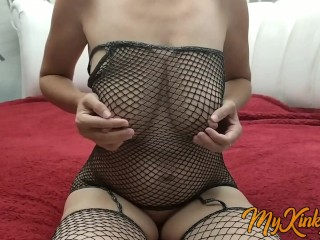 Sexy Huge Nipples Horny Kinky Lady And Big Natural Saggy Boobs