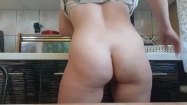 My Pussy and ass open from behind