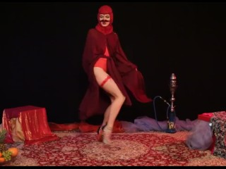 Woman dance...