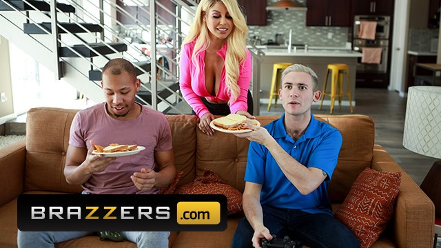 Vintage johnson sabra reel Brazzers - sexy busty babe bridgette b has a double penetration by two big cocks