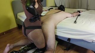 Male Slave Femdom
