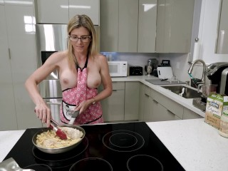 Hot Busty Step Mom JOI – Cory Chase