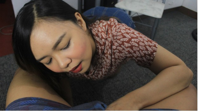 Swallow cum grannies My pinay bestfriend sharinami talks dirty and swallow my cum to forget my ex-girlfriend blowjob/cei