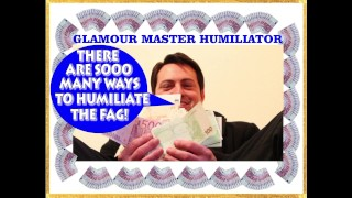 virginloser get humiliated by master humiliator and his bunnies