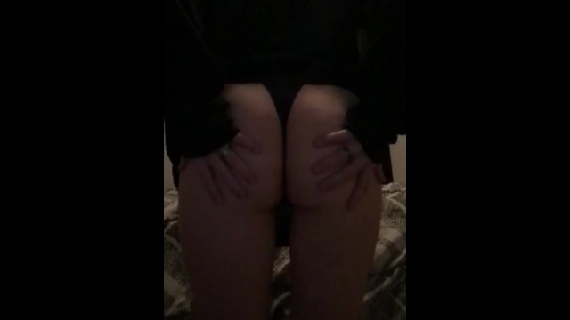 Ass in slow mo 14