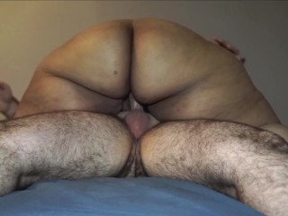 Pussy is so tight on that he cums...