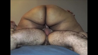 Pussy is so tight on Asian BBW that he cums in less than a minute