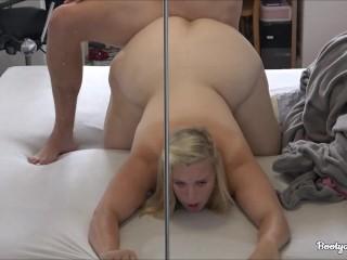 Amazing butt girlfriend gets...