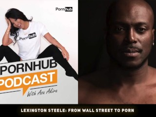 18.Lexington Steele: From Wall Street to