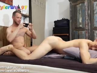 German daddy shave an fucking tyler wu...