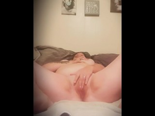 Goodnight pussy rub!!