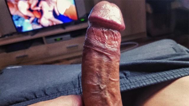 Men Masturbating Watching Porn