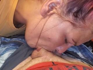 Sukie Rae gitting the dick she so badly needed.