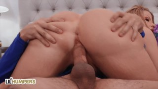 LIL humpers - Sexy Big Tits Joslyn James Loves Humping Her Lawn Gnome