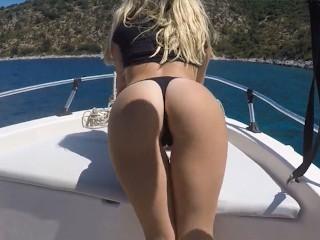 Amateur Public Boat Sex