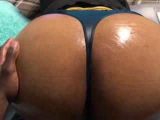 Massage oil netflix...