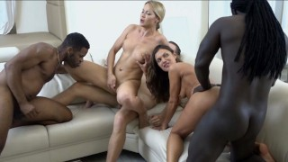 5SOME GROUP ORGY WILD SEXPARTY