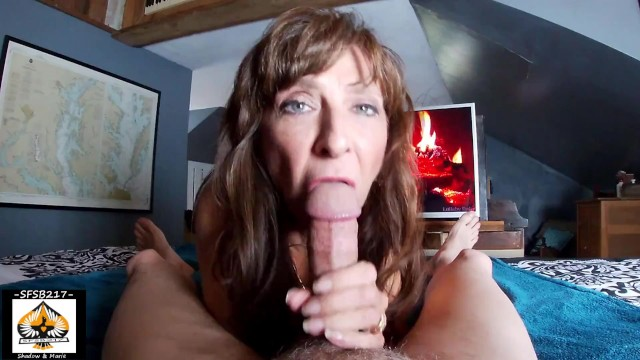 Hardcore granny fucking Sexy granny shows cum and swallows perfect blowjob