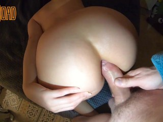 AssFuck And Pussy Queef – I'm Sorry But Your Asshole Is Too Tight – CK Road – POV
