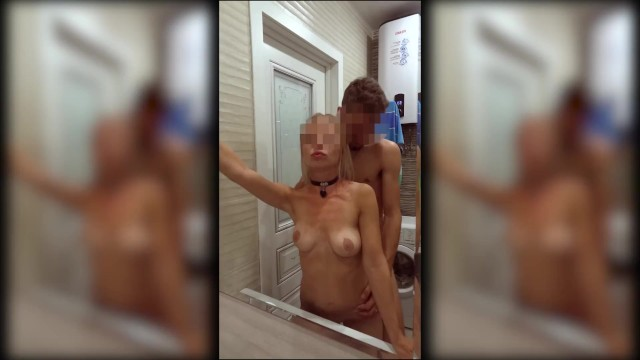 Wipe It Down - Tik Tok Challenge  Deepthroat and Sex  from Amateur Couple 4