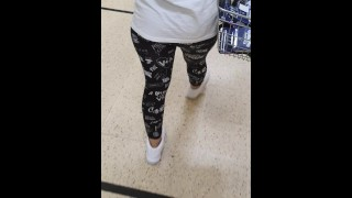 Step mom thief suspect shoplifting fucked by step son in the store