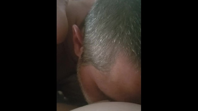 He cant get enough of my juicy pussy 42