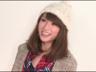 Japanese cute gal shemale gets handjob by gay...