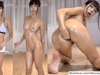 Fit sexy asian anal atm squirts 4k...