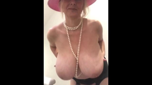 Annabel's private striptease dance 3