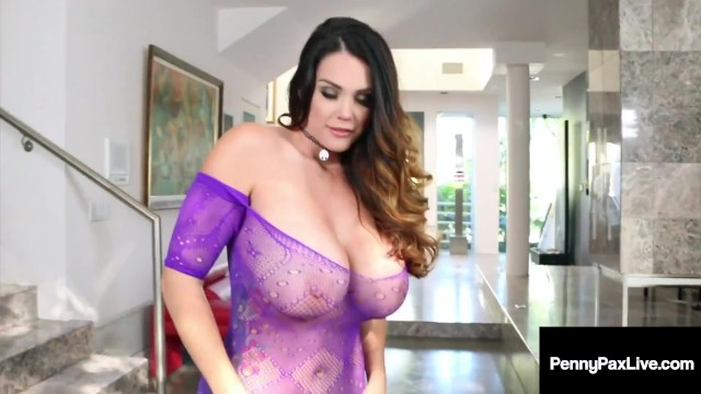 FireCrotch Penny Pax & Hot Alison Tyler Please Their Pussies 19