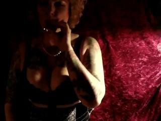 "Madame Tzarina In ""Footprints"" By Slaves Of Desire"