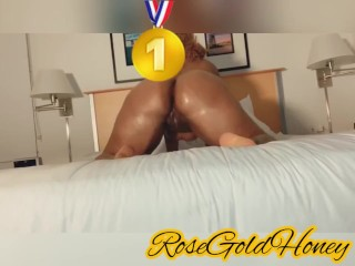 ROSEGOLDHONEY BOUNCING YAMS & WETTIE READY FOR YOU – RoseGoldHoney