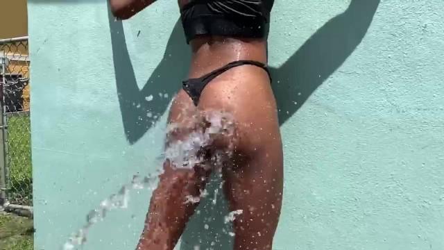 Like that ass wet 14