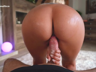 Pussy vs Fleshlight: He can't resist my super tight pussy – TheMagicMuffin