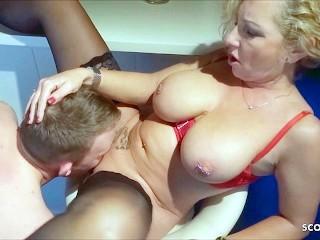 Deutsche mature porno
