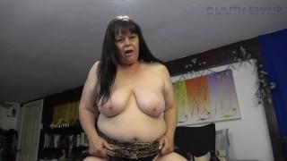 Horny Cougar Devours Her Prey
