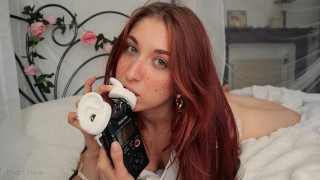ASMR FRENCH JOI – Whispered instructions with countdown. (Tascam)