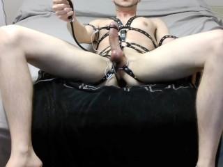 Fit 28m self bondage estim and prostate massager...