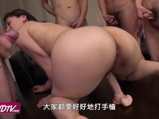 [OURSHDTV][中文字幕]Marina bukkaked in office uncensored