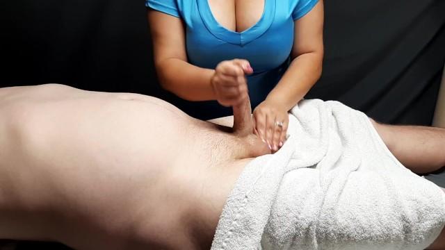 Massage Happy Ending Mom