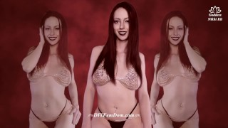 100 Days of Orgasm Denial Gentle FemDom Mesmerization Meditation and Mind Fuck by Goddess Nikki Kit