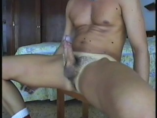 Bisex muscle big muscular legs thighs calves and...