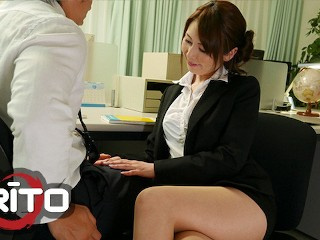 Erito – Asian Teacher Satomi gets fucked by students